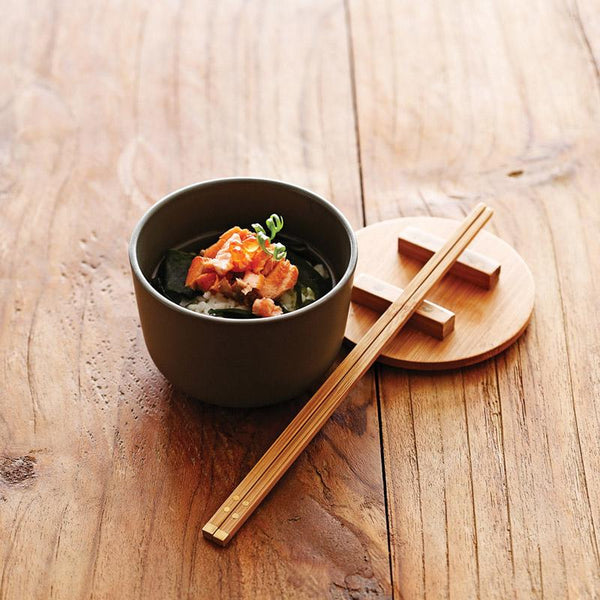 Kkini Bowl and Chopsticks (Set of 2)
