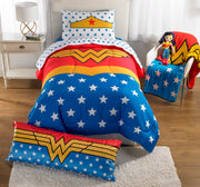 Build Your Wonder Woman Bedroom