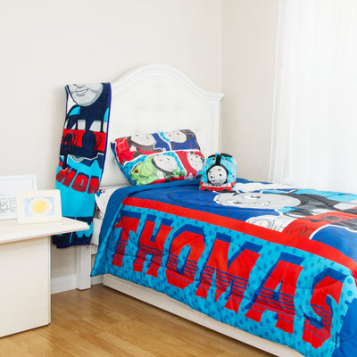 Build Your Thomas The Train Bedroom