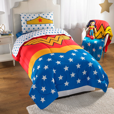 Build Your Own Wonder Woman Bedroom (Test 2)