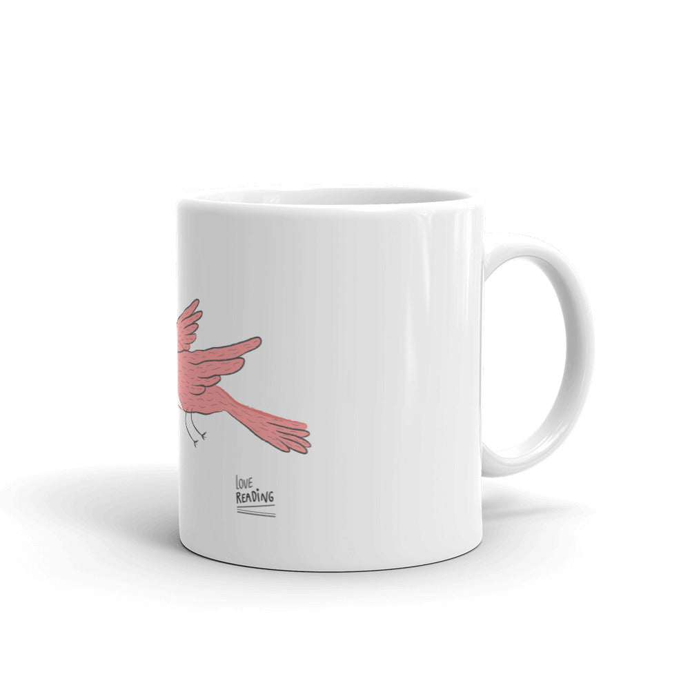 Mug - Love Reading (11 oz)