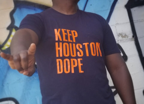 Keep Houston Dope Stros Edition