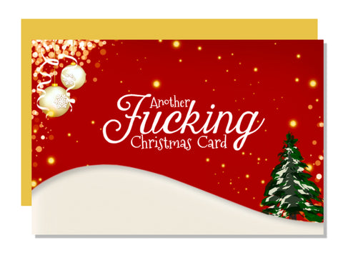 Another F*cking Christmas Card