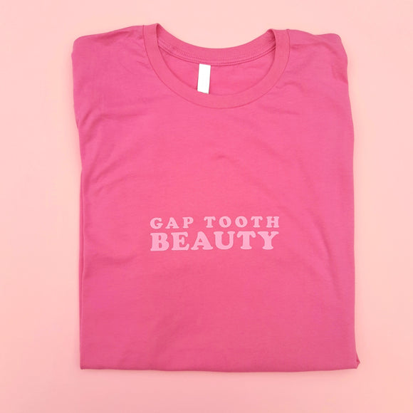 Gap Tooth Beauty T-Shirt