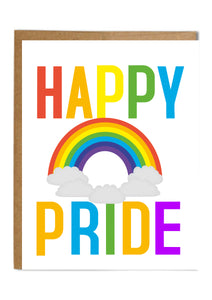 Happy Pride Greeting Card