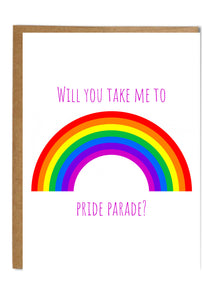 Take Me to Pride Parade