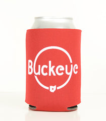 Buckeye Ohio Can Cooler