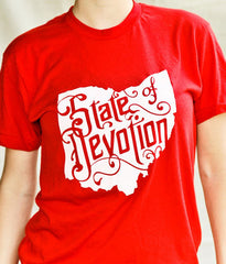 State of Devotion Ohio T-shirt