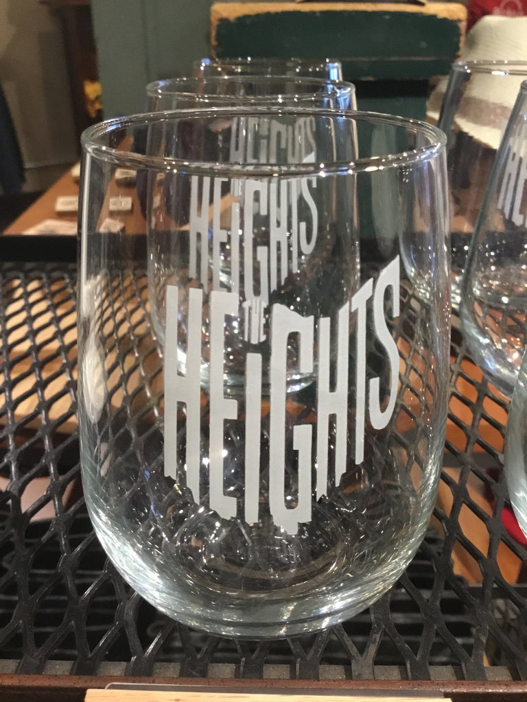 Wine Glass - The Heights