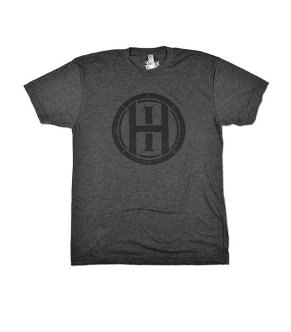 Circle Ohio T-shirt - Black