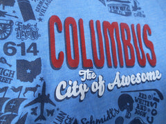 Columbus: The City of Awesome T-shirt