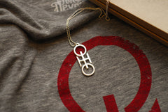 Ohio Link Necklace