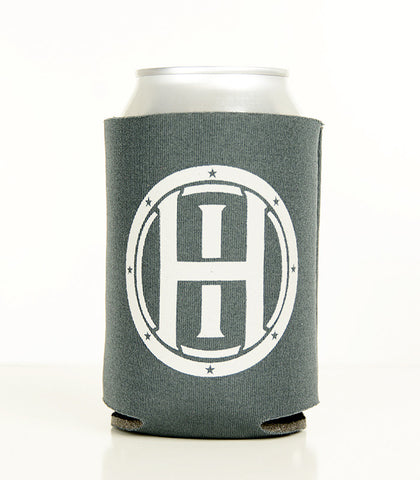 Vintage-style Ohio Can Cooler