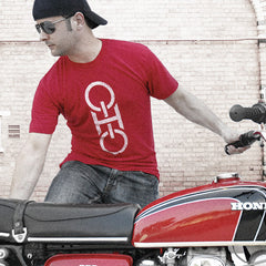 Red Ohio Link T-shirt
