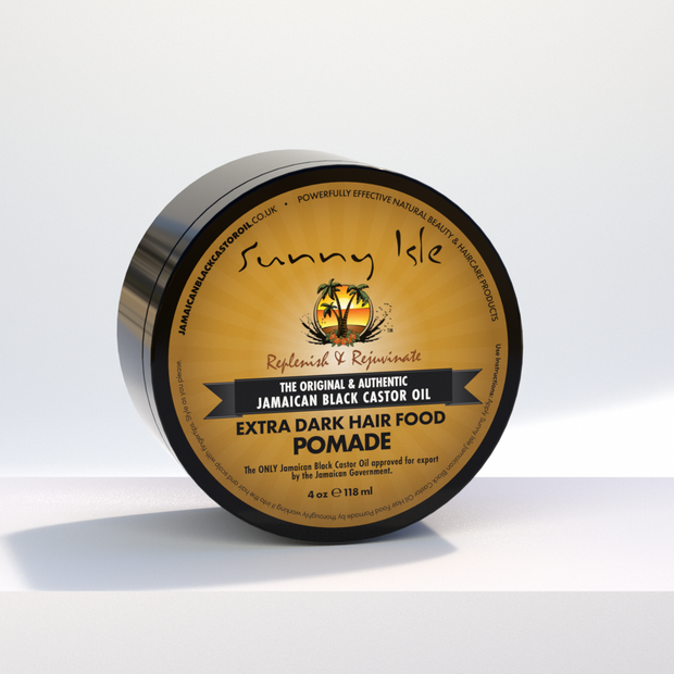 Extra Dark Jamaican Black Castor Oil Hair Pomade