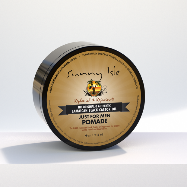 Jamaican Black Castor Oil Hair Pomade for Men