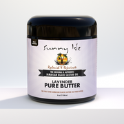 Jamaican Black Castor Oil Pure Butter with Lavender