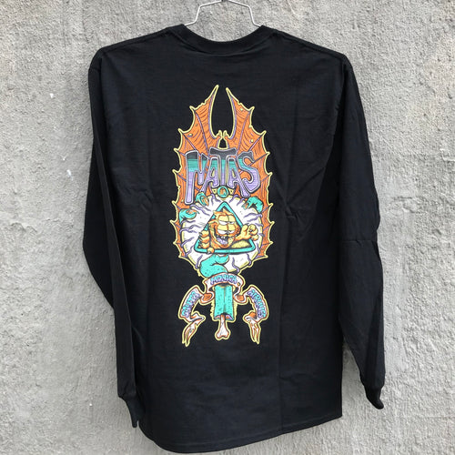 Natas & Burrito Breath Long Sleeve Shirt