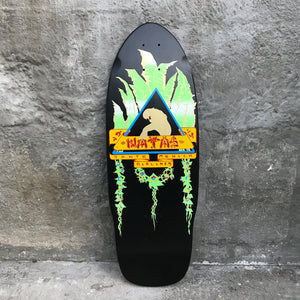 Natas Leaves Metallic Gold Deck