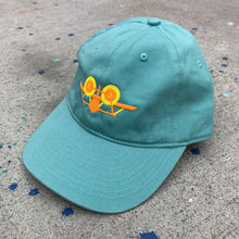 Load image into Gallery viewer, SMA Plane Dad Hat - Green