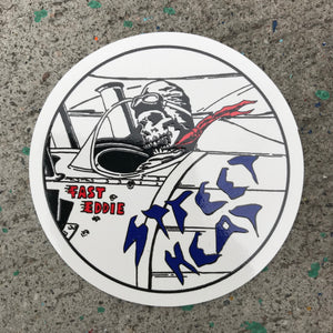 Street Heat Sticker