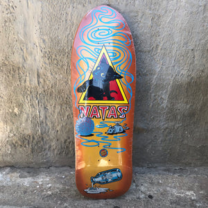 Santa Cruz Natas Kaupas Kitten Deck  - Signed by Skip Engblom