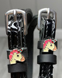 Magical Unicorns Spur Straps