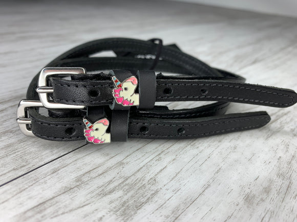 Unicorn Magic Spur Straps