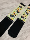 Paparazzi Pineapple Boot Socks