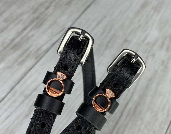 Ring Time Spur Straps