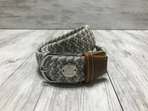 Derby Belt - Dapple Grey
