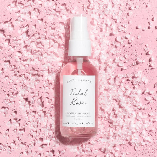 Hydration Mist: Rose Water + Rose Quartz