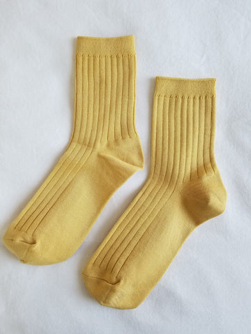 Le Bon Shoppe Her Socks - Buttercup