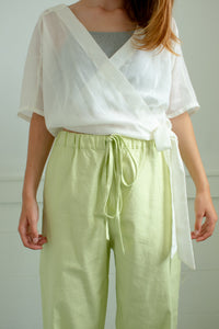 Therese Pants - Green - M/L