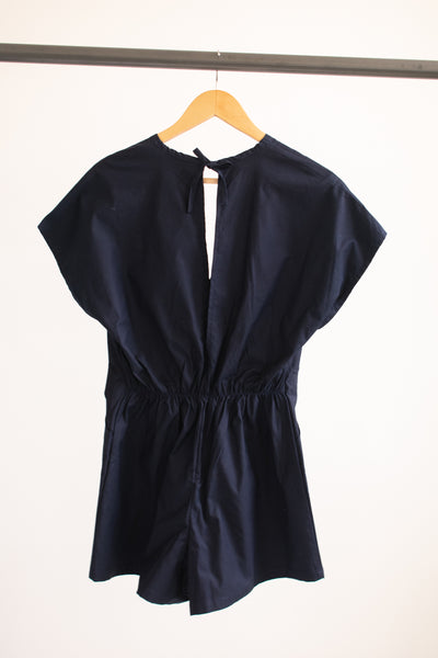 Julia Romper - Navy