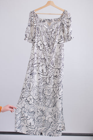 Zuri Dress - Printed