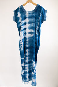 Indigo Lorena Kaftan Dress #2 - M/L