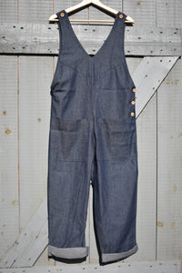 Denim Regine Overalls