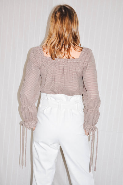 Willow Puff Sleeve Top