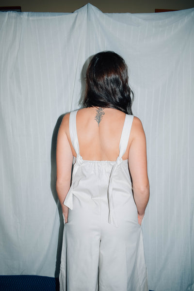 Cecille Wide-Legged Jumpsuit