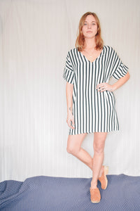 Bailey Tunic Dress Stripe