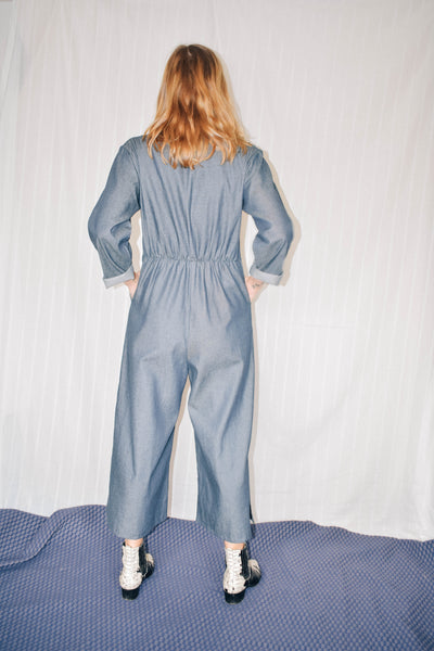 Willie Longsleeve Coveralls
