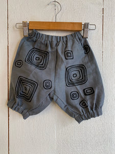 Otto Handprinted Bubble Pants - Toddler