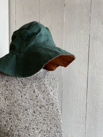 Reversible Bucket Hat - Solid Color