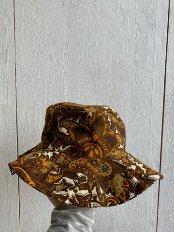 Reversible Bucket Hat - Prints