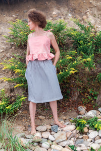 Isabel Pocket Skirt