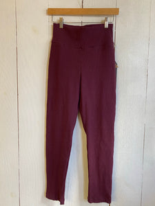 Lumi Leggings - Burgundy