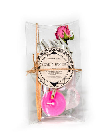 Love & Honor Ritual Kit- MINI