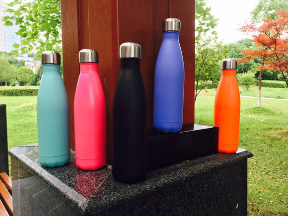 Selby - Stainless Steele Water Bottles