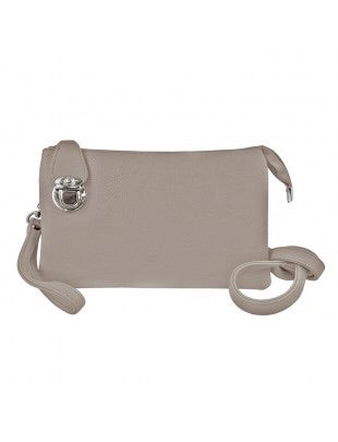 Crossbody Bag — Light Grey